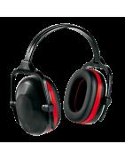 Cuffie professionali per la protezione dell'udito